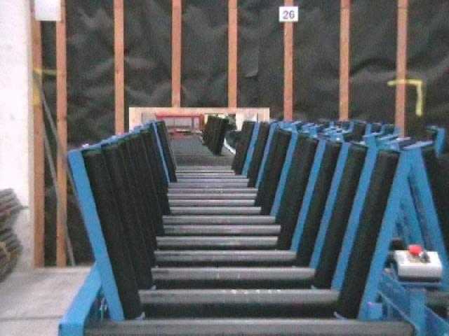 Nyt internt logistikkoncept rationaliserer produktionen med transfervogn og robot