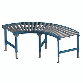 Roller Conveyor Curve