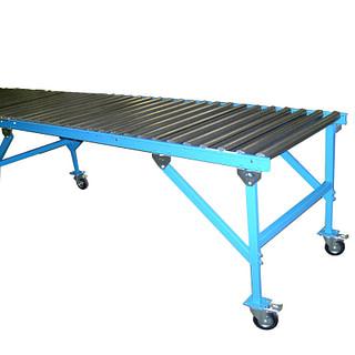 Non-driven roller conveyor