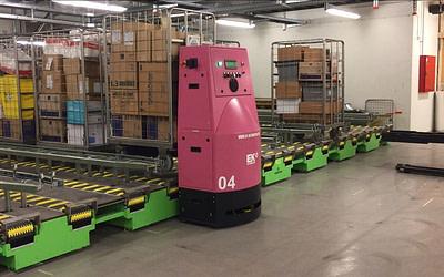 Q-System og Industri 4.0 går hånd i hånd