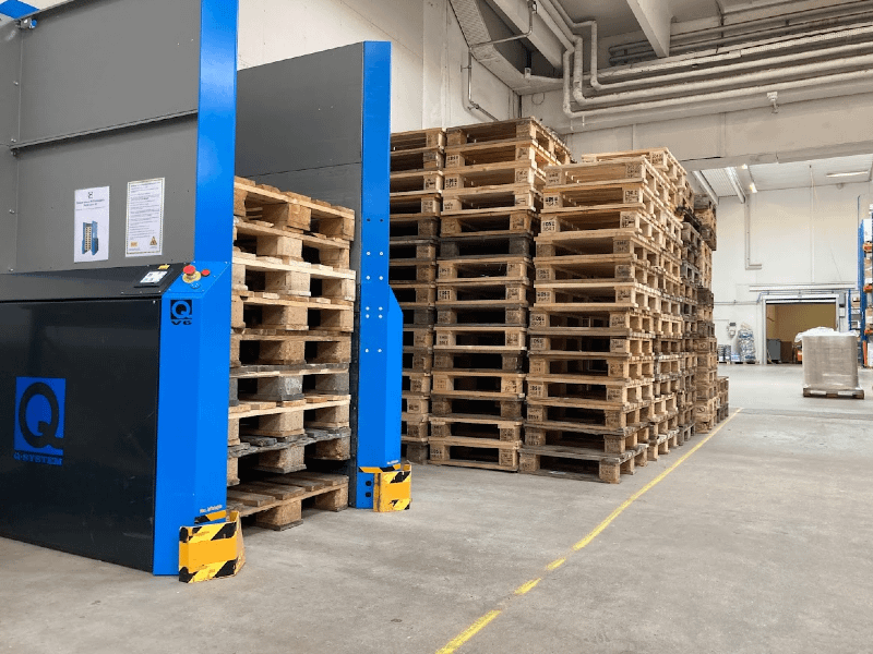 PallEvator pallet dispensers for all uses