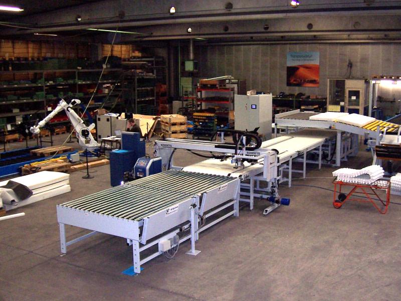 Madras produktion